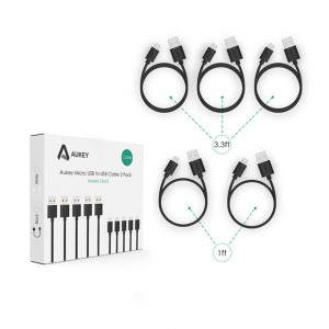 0005351-0155332_aukey-cb-d5-5-pack-hi-speed-micro-usb-cable-usb-20-a-male-to-micro-b-sync-charging-cable-for